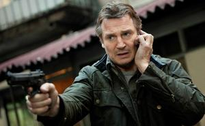 Watch: Liam Neeson Delivers a Holiday Beatdown with This Great 'Taken 3' Video