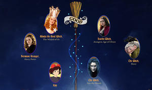 Infographic: Wicked Good: Witches in the Movies