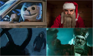 12 Holiday Monsters You Really Don't Want Hiding Under the Tree