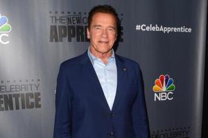 Arnold Schwarzenegger Rumored for 'Wonder Woman'