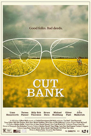 """Poster for """"Cut Bank."""""""