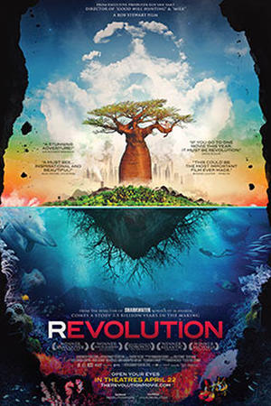 """Poster for """"Revolution."""""""