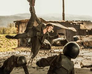 Check out the movie photos of 'Resident Evil: The Final Chapter'