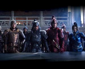 "Check out the movie photos of ""The Great Wall"""