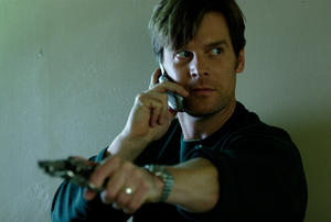 "Peter Krause in ""Civic Duty."""