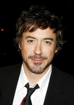 """Zodiac"" star Robert Downey Jr. at the L.A. premiere."