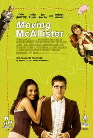 """Poster art for """"Moving McAllister."""""""