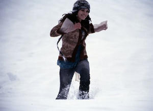 "Mila Kunis in ""Moving McAllister."""
