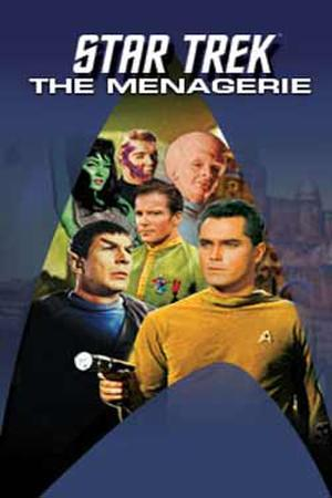 """""""Star Trek: The Original Series"""" poster art."""