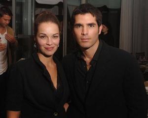 """Bella"" stars Tammy Blanchard and Eduardo Verástegui at the Toronto International Film Festival."
