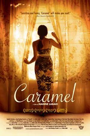 """Poster art for """"Caramel."""""""