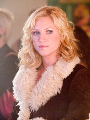 "Brittany Snow in ""Finding Amanda."""