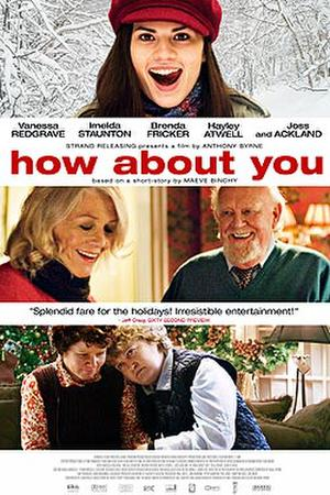 """Poster art for """"How About You."""""""