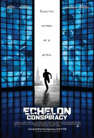 """Poster Art for """"Echelon Conspiracy."""""""