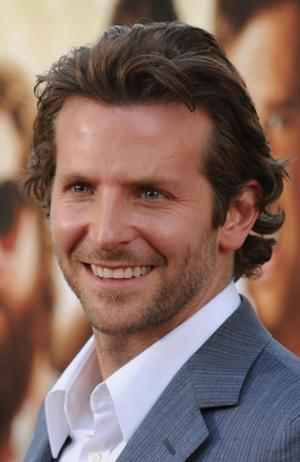 """Bradley Cooper at the after party of the California premiere of """"The Hangover."""""""