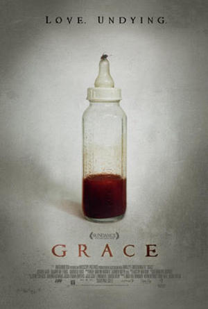 "Poster art for ""Grace."""