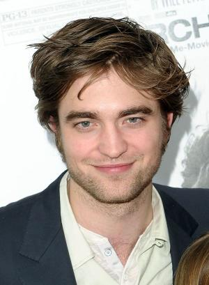 "Robert Pattinson at the New York premiere of ""Remember Me."""