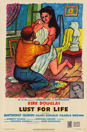 "Poster art for ""Lust for Life."""