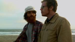 """Andrew Dickler and Ben York Jones in """"Douchebag."""""""