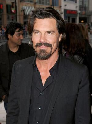 "Josh Brolin at the Canada premiere of ""You Will Meet a Tall Dark Stranger."""