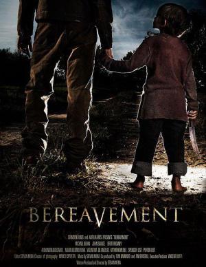"""Poster art for """"Bereavement"""""""