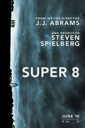 "Poster art for ""Super 8: The IMAX Experience."""