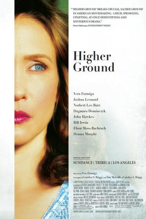 "Poster Art for ""Higher Ground."""