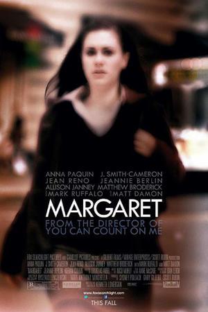 """Poster art for """"Margaret."""""""