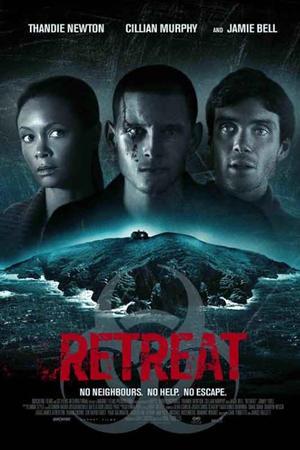 "Poster art for ""Retreat."""