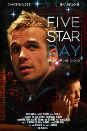 """Poster art for """"Five Star Day."""""""