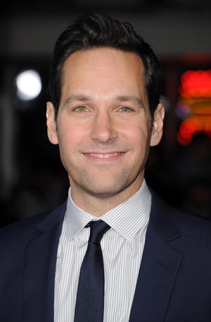 "Paul Rudd at the California premiere of ""Wanderlust."""