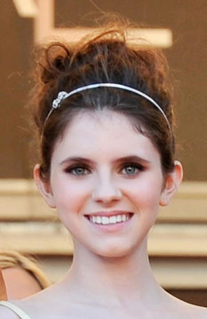 "Kara Hayward at the France premiere of ""Moonrise Kingdom."""