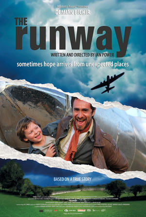 """Poster art for """"The Runway."""""""