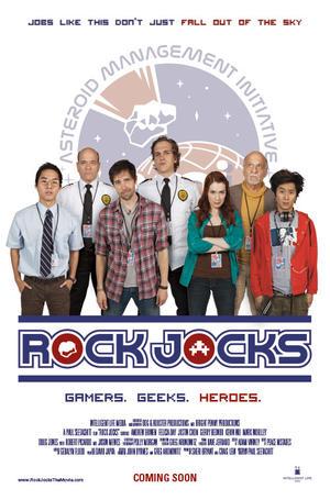 """Poster art for """"Rock Jocks."""""""