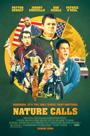 "Poster art for ""Nature Calls."""