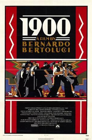"""Poster art for """"1900."""""""