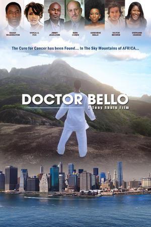"""Poster art for """"Doctor Bello."""""""