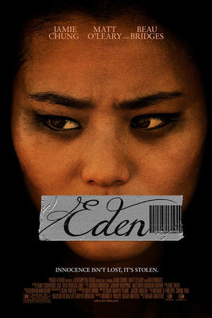 "Poster art for ""Eden."""