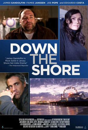 "Poster art for ""Down The Shore."""