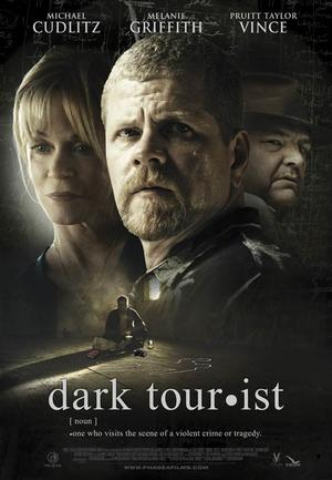 "Poster art for ""Dark Tourist."""