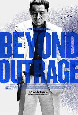 "Poster art for ""Beyond Outrage."""
