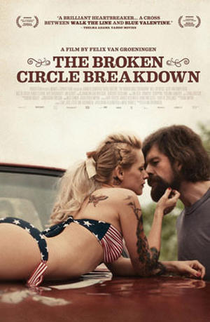 "Poster art for ""The Broken Circle Breakdown."""