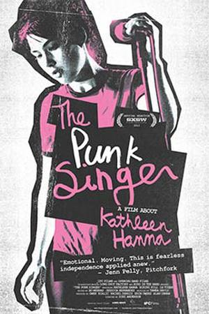"Poster art for ""The Punk Singer."""