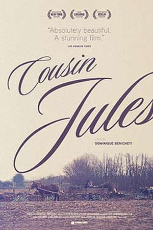"Poster art for ""Cousin Jules."""