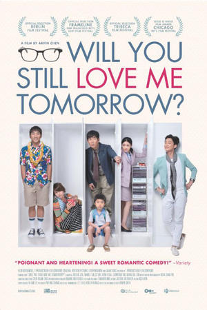 "Poster art for ""Will You Still Love Me Tomorrow?"""