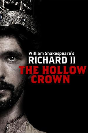 """Poster art for """"Richard II."""""""