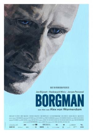"""Poster art for """"Borgman."""""""