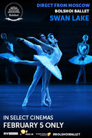 Bolshoi Ballet: Swan Lake (2017) showtimes and tickets