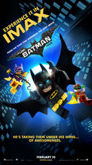 The Lego Batman Movie: The IMAX 2D Experience showtimes and tickets