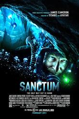 Sanctum 3D showtimes and tickets